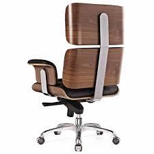eames office executive chair. Modren Office Eames Desk Chair Replica New High Back Executive Office Black For 4  O