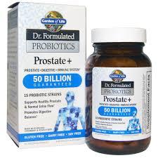 garden of life dr formulated probiotics prostate 60 veggie caps iherb com