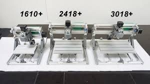 3 axis mini diy cnc 3018 router kit pcb milling engraving machine 5500mw laser
