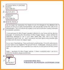 mail letter format letter format 005 resize4502c496
