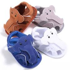 2019 Unisex Shoes Cotton Sandals Summer Cute Elephant Shoes For Kids Baby Girls Boys 12 13 11 Size Sh014 From Hongyingxiang0421 4 61 Dhgate Com