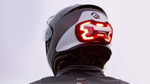 Motorcycle helmet gear