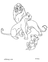 Small Picture Simbas Pride The Lion King Coloring PagesPridePrintable Coloring