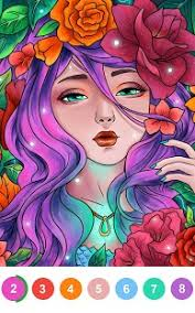 You can experience the version for other devices running on your device. Paint By Number Coloring Book Color By Number Apk Download For Android