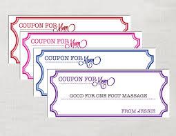 Blank Coupon Templates Editable Coupon Template Journalingsage 7