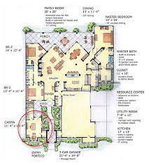 Casita House Plans   VAlineCasita House Plans   Courtyard