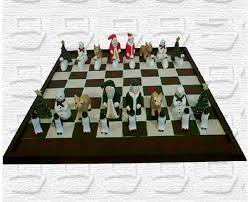 Noah's Ark -- Chess And checker Sets