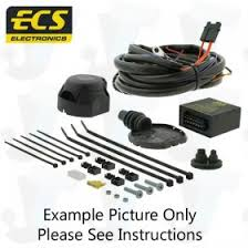 ford kuga dedicated towbar wiring kits ford kuga 2013 to present 7 pin dedicated towbar wiring kit