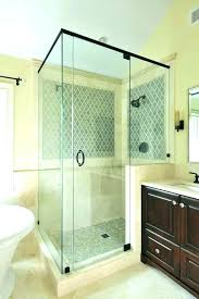 glass shower doors cost glass shower enclosure cost glass shower doors cost glass tub shower glass