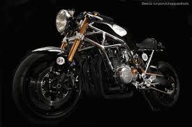 cafe racer auction for curing cancer