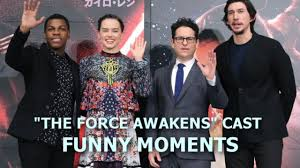 the force awakens cast. Fine The Star Wars  Intended The Force Awakens Cast T