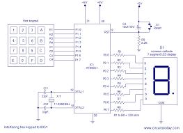 schematic diagram program inspirational interfacing hex keypad to centurion keypad wiring diagram schematic diagram program inspirational interfacing hex keypad to 8051 circuit diagram and assembly program