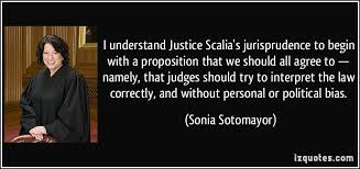 Scalia Quotes Interesting Judge Scalia Quotes On QuotesTopics
