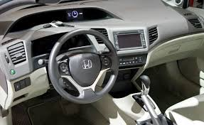 2012 Honda Civic First Drive - Motor Trend
