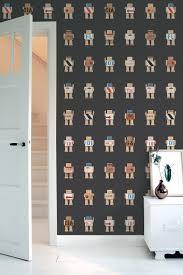 Rijkswachters Behang Big Zwart 974 X 280 Cm Kek Amsterdam