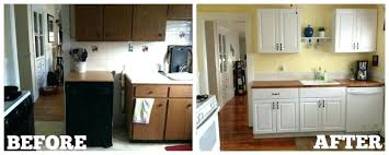 home depot cabinet refacing before and after. Home Depot Kitchen Cabinet Refacing Cabinets Before And After Kit