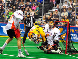 atlanta gets swarmed as pro lacrosse team moves to town wabe shayne jackson no 32 goes airborn as he shoots