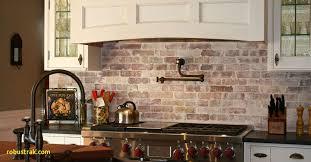 brick backsplash ideas. Kitchen Best 20 Faux Brick Backsplash Ideas Pinterest White T