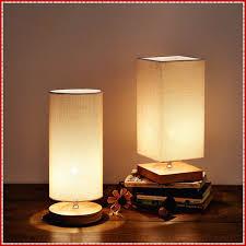 Tafellamp Nachtkastje Met Zevende Lamp Witte Lampen Lighting Home