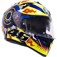 Soft Design Agv Agv K 3 Sv Helmet Rossi 2002