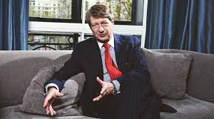 P.J. O'Rourke On Trump, Populism, Why He's Not on Twitter