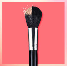 new in the self cleaning makeup brush