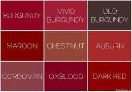 Related Image Burgundy Color Shades Of Burgundy Burgundy