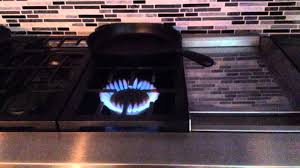 gas stove flame. Solved - Why Does My Gas Stove Burn Orange Or Yellow? Flame