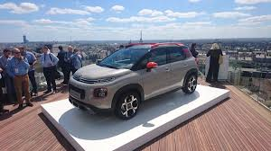 Citroen C3 Aircross - In 23 Live Images
