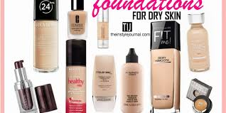 best foundations for dry skin in india makeup 2016
