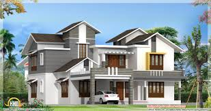 Modern 5 Bedroom House Designs May 2012 Kerala Home Design And Floor Plans