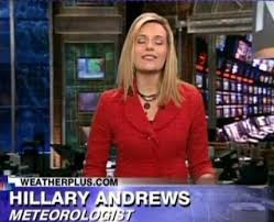 Hillary Andrews - Weather Plus Meteorologist - (2008) - NBC Weather Plus  Photo (36264572) - Fanpop