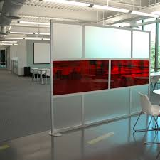 gallery office glass. Office:Colorful Office Interior Glass Design With Large Partitions And Marvelous Picture Designs Loft Wall Gallery