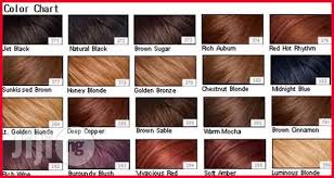 28 Albums Of Revlon Hair Color Chart Explore Thousands Of