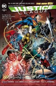 New 52! Justice League Vol.3: The Throne of Atlantis (Korean Edition): Jeff  Jones, Ivan Rice: 9788952777713: Amazon.com: Books