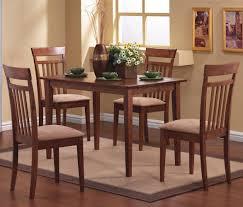 Alpha Walnut 30 X 48 X 30 5 Piece Coaster Fine Furniture