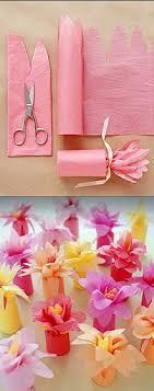 Tissue Paper Flower Ideas 141 Best Tissue Paper Crafts Images Tissue Paper Crafts