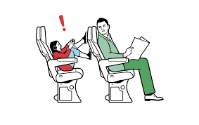 Airline Seat Size Chart