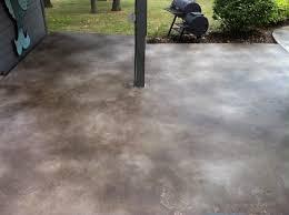 acid wash concrete patio unique diy concrete stain patio diy in size 2592 x 1936