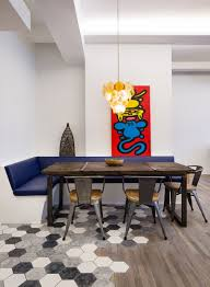 Dining Room Design Idea - Use Built-In Banquette Seating To Save ...