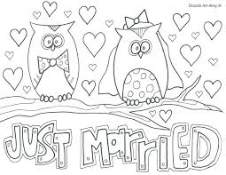 Wedding Coloring Books For Kids Cool Kids Wedding Coloring Pages