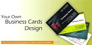 how to create business cards in word create your own business cards with the free business card