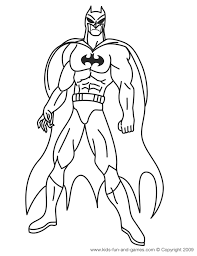 Small Picture Batman coloring pages courtesy of Kids Games Central Kids