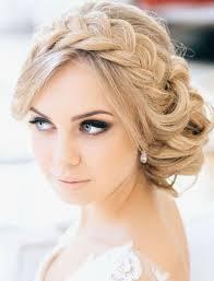 Coiffure Mariage Cheveux Mi Long Visage Rond Frais Coiffure