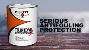Pettit Trinidad Sr Antifouling Bottom Paint With Irgarol