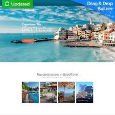 Travel Templates Travel Agency Templates Templatemonster