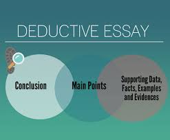 deductive essay writing expert essay writers deductive essay writing