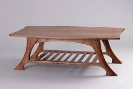 Black Walnut Coffee Table Casa Grande Coffee Table Black Walnut Solid Wood Seth Rolland