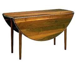 drop leaf wood table drop leaf dining table round wood drop leaf dining table