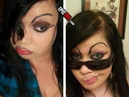 if you ve found this helpful please share 10 of the worst makeup fails